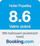 Booking.com - Hotel Popelka